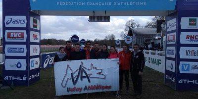 Championnats de France de cross Vittel